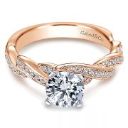Gabriel & Co. Engagement Rings ER6138