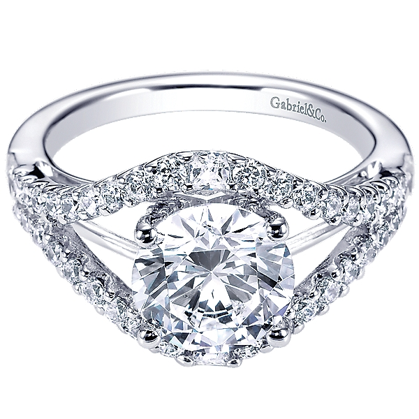 Gabriel & Co. Engagement Ring ER6271