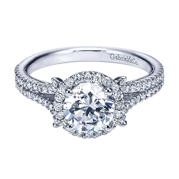 Gabriel & Co Engagement Ring ER7276