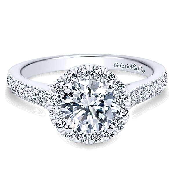 Gabriel & Co. Engagement Ring ER7278