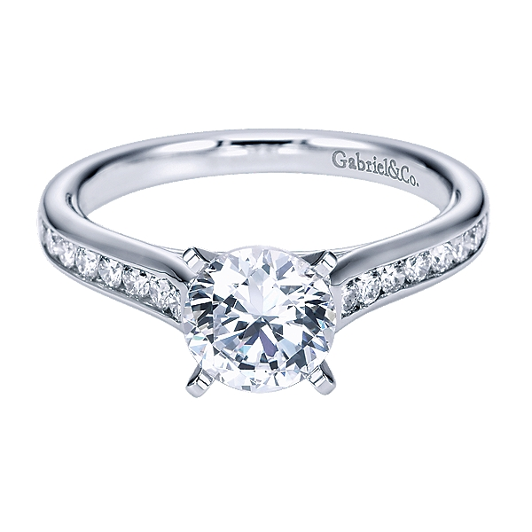 Gabriel & Co. engagement ring ER7437