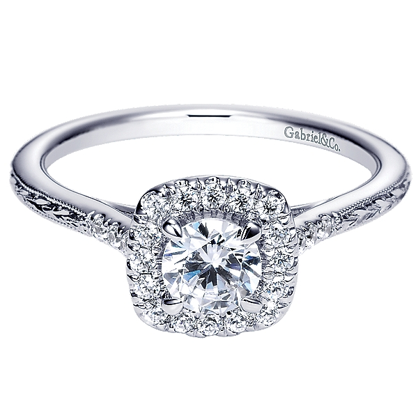 Gabriel&Co Engagement Ring ER8635