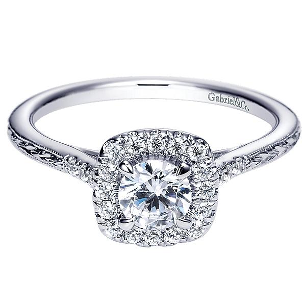 Gabriel&Co Engagement Ring ER8635