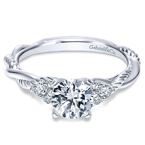 Gabriel & Co Engagement Ring ER8817