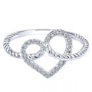 Gabriel Eternal Love Ring LR5436