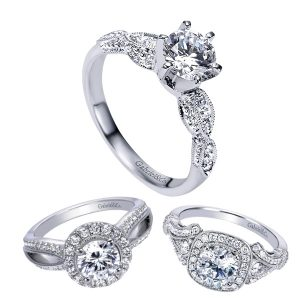 Engagement Ring Setting Details