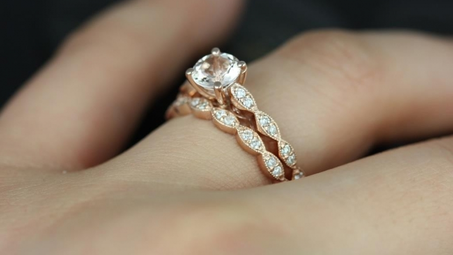 custom wedding rings for her j douglas jewelers