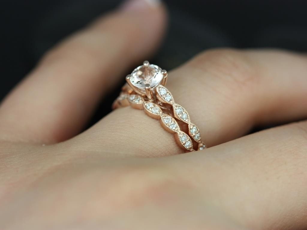 Custom Wedding Rings For Her