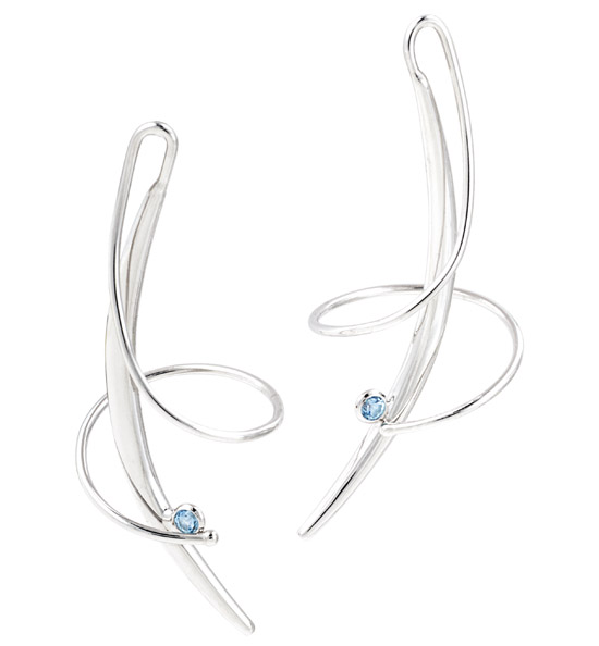 Frederic Duclos e245 Earrings
