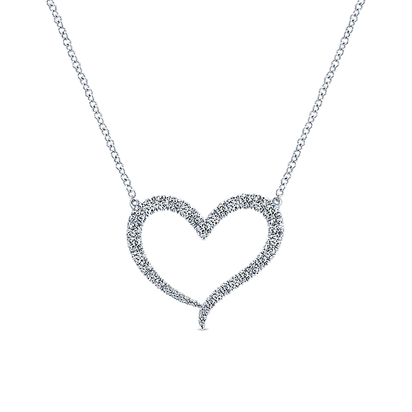 gabriel-14k-white-gold-diamond-heart-necklace
