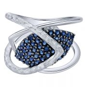 gabriel-925-silver-and-pave-sapphire-wide-band-ladies-ring