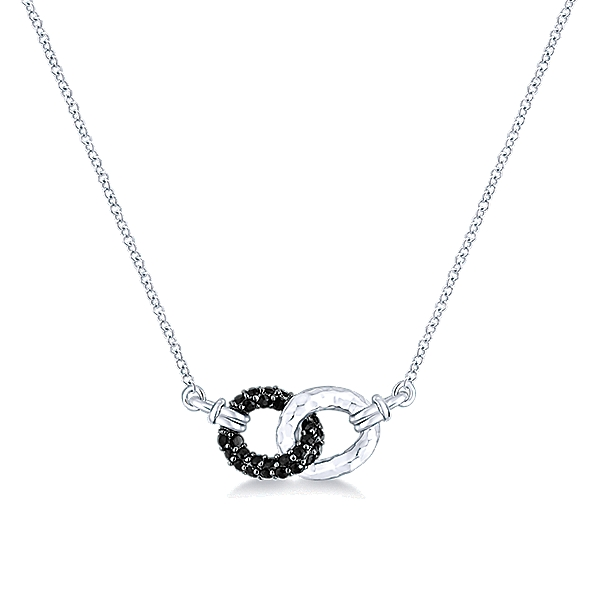 gabriel-925-silver-black-spinel-fashion-necklace