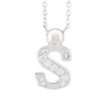 Mini Initial Necklace Petra Azar