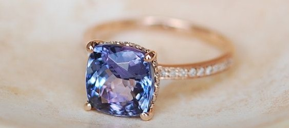 December Birthstone: Tanzanite