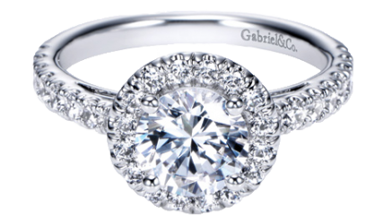 Gabriel & Co. Engagement Rings at J. Douglas Jewelers
