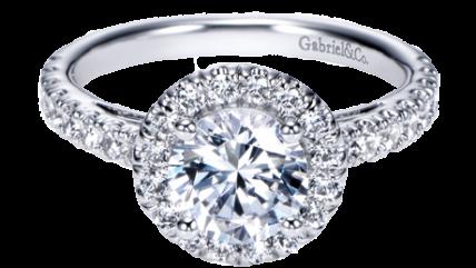 Gabriel & Co. Engagement Rings at J. Douglas Jewelers