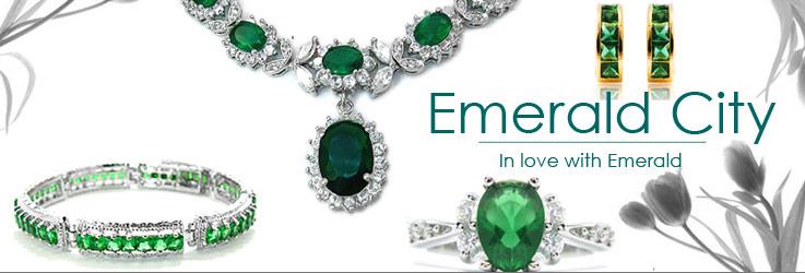 May Birthstone – Emerald