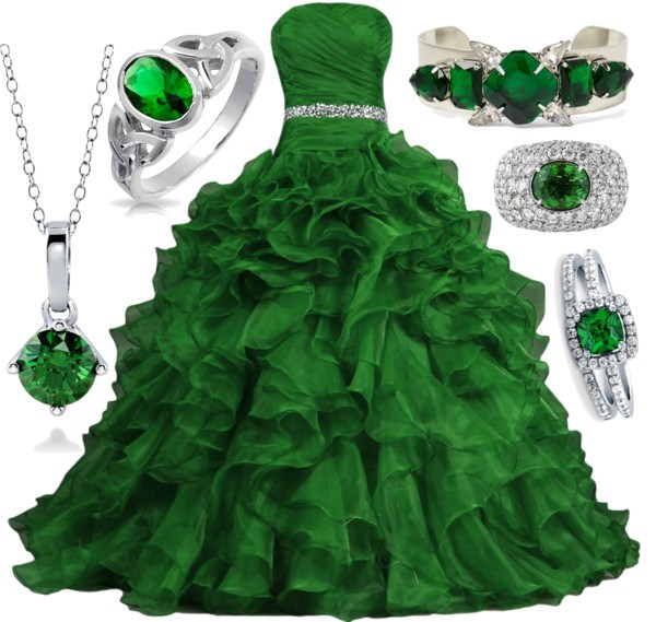 May Birthstone - Emerald | J. Douglas Jewelers