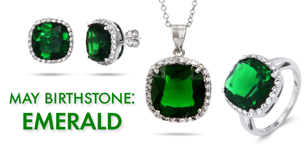 May Birthstone Emerald J Douglas Jewelers